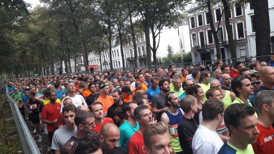 Singelloop Utrecht Training te velde