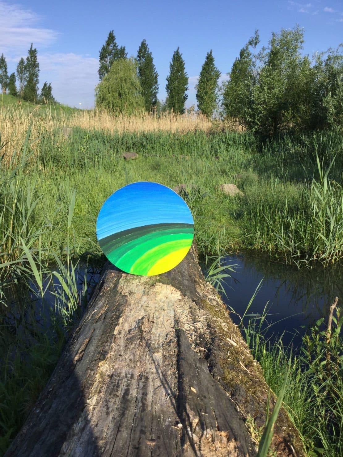 Trailrunnen in de Leidsche Rijn met Training te velde.